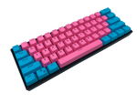 Hayabusa 60% Keyboard - Cotton Candy - Alpherior Keys
