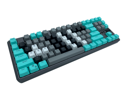 Hotswap TKL Mechanical Keyboard - Cyborg - Alpherior Keys