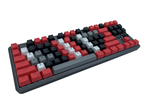 Hotswap TKL Mechanical Keyboard - Blood Demon - Alpherior Keys