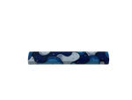 Custom Spacebar – Blue Fusion - Alpherior Keys