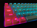 Galaxy Blue Keycap Set - Alpherior Keys