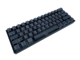 Shadow Black Keycap Set (Translucent) - Alpherior Keys