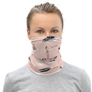 'Hello Sailor!' Unisex Neck Gaiter