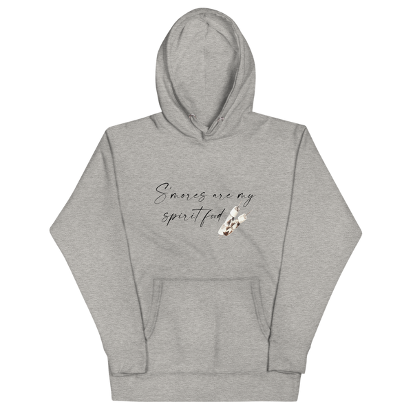 'S'mores Are My Spirit Food' Unisex Hoodie