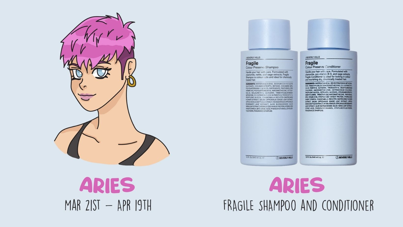 aries hairstyle