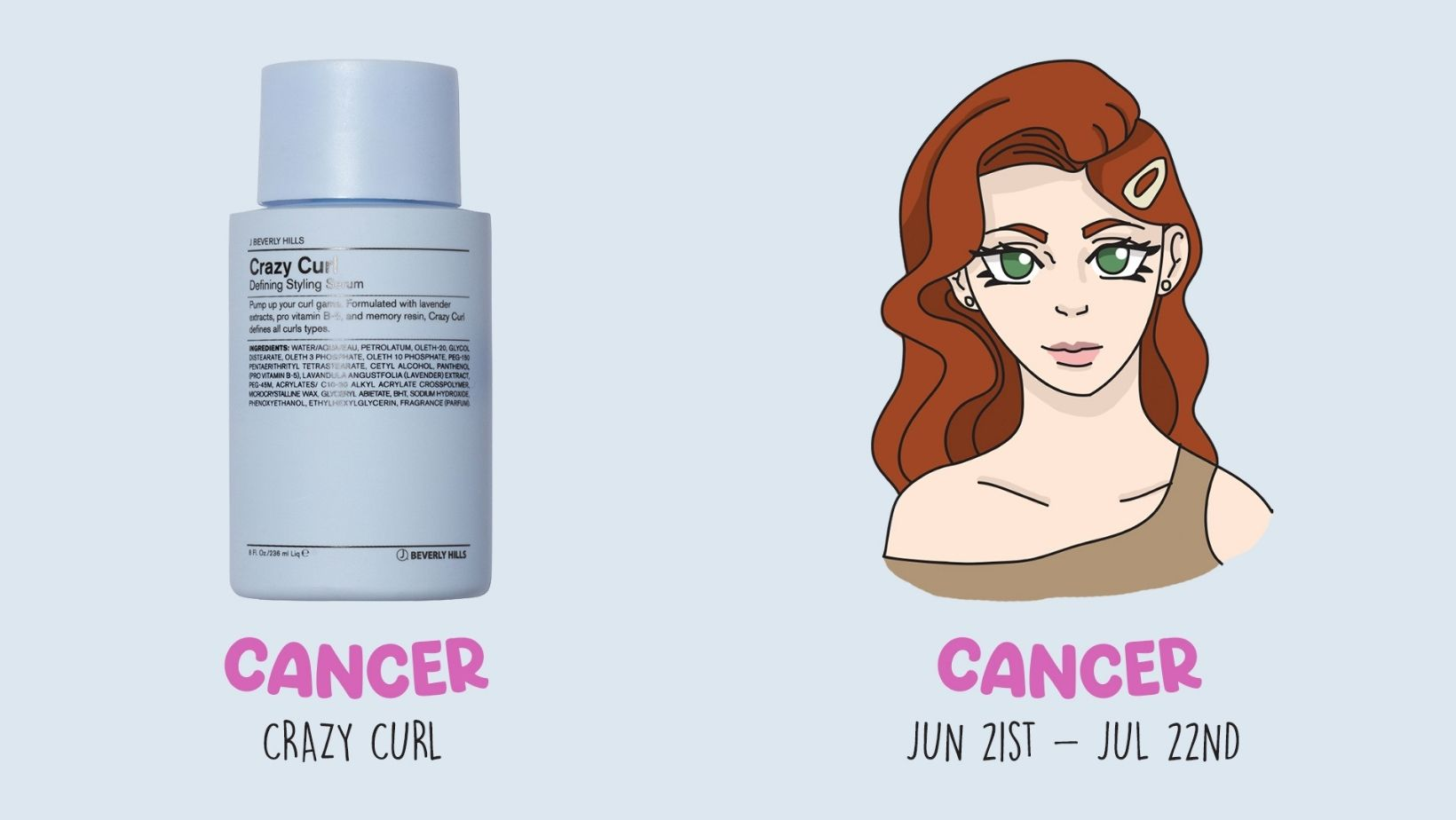 cancer hairstyle