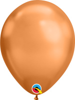 copper Chrome Metallic Balloon