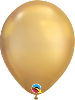 gold Chrome Metallic Balloon