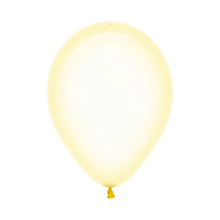 Load image into Gallery viewer, Crystal Clear Finish Latex Balloons