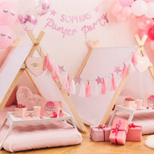 Load image into Gallery viewer, Pamper Party Personalised Bunting