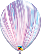 Load image into Gallery viewer, Agate Latex Balloons