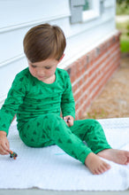 Load image into Gallery viewer, Green Tree Pajamas - Kids