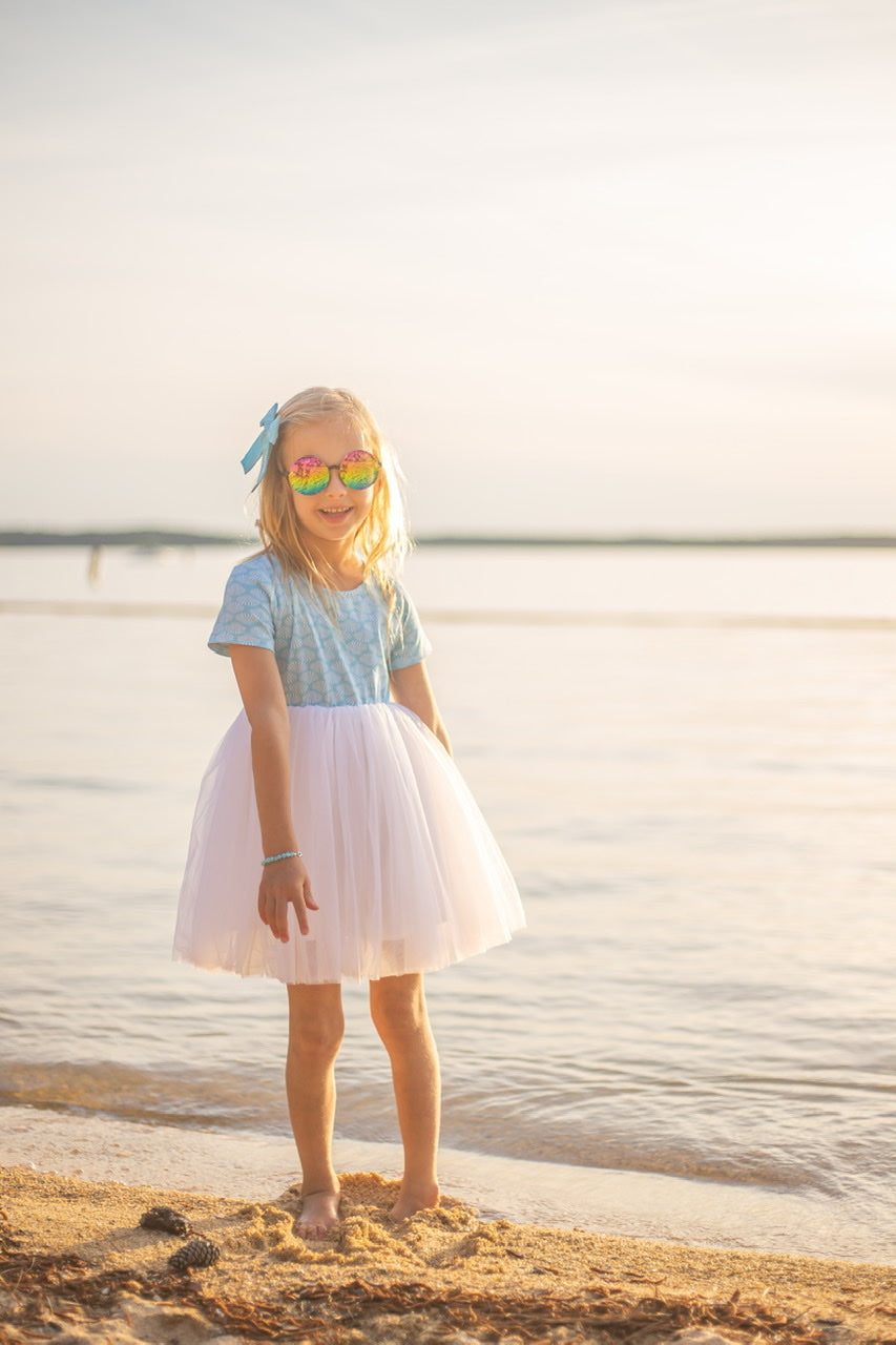 Seashell Tutu Dress