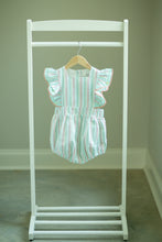 Load image into Gallery viewer, Fruit Stripe Romper