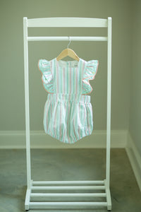 Fruit Stripe Romper