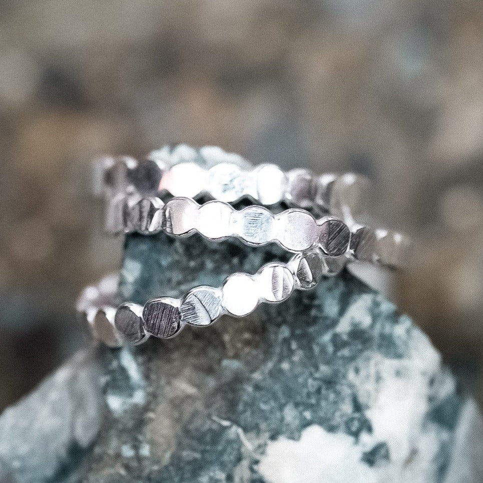 Caitlyn Chapman - Dottie Stacking Rings