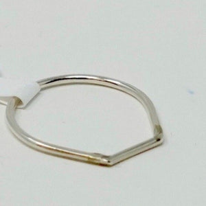 Alexa Johnston - Jewelry - Stacking Ring - Square