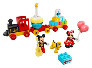 LEGO® Disney™ Mickey & Minnie Birthday Train - 10941