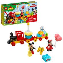Load image into Gallery viewer, LEGO® Disney™ Mickey & Minnie Birthday Train - 10941