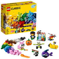 LEGO® Classic Bricks and Eyes - 11003