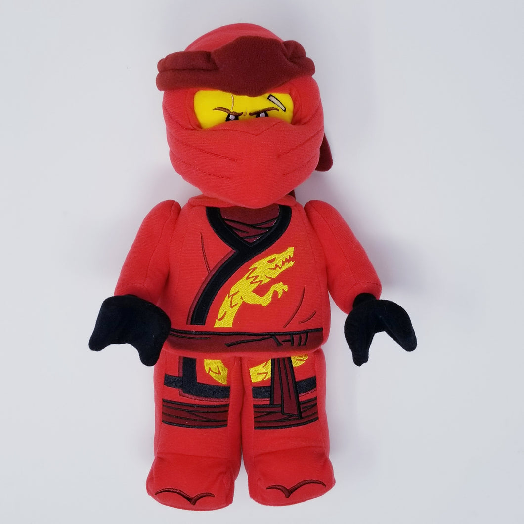 LEGO® NINJAGO® Kai  Minifigure Plush - SAVE $5