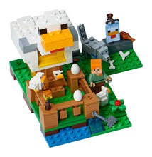 Load image into Gallery viewer, LEGO® Minecraft™ The Chicken Coop-21140