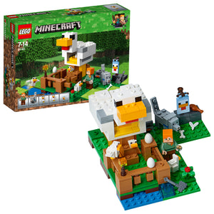 LEGO® Minecraft™ The Chicken Coop-21140