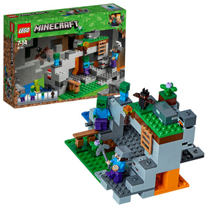 LEGO® Minecraft™ The Zombie Cave-21141
