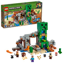 Load image into Gallery viewer, LEGO® Minecraft™ The Creeper™ Mine-21155
