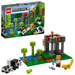 LEGO® Minecraft™ The Panda Nursery - 21158