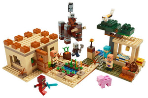 LEGO® Minecraft™ The Illager Raid - 21160
