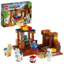 Load image into Gallery viewer, LEGO® Minecraft™ The Trading Post - 21167