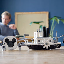 Load image into Gallery viewer, LEGO® Ideas Steamboat Willie - 21317