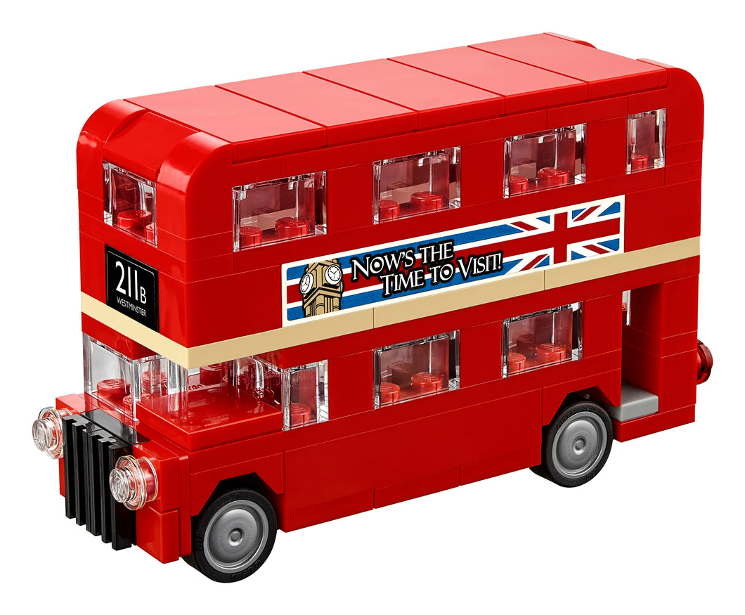 Leicester 5005233,- Bus NEW Lego London Lot- 40220 40308 Guard