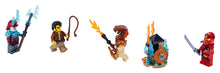 Load image into Gallery viewer, LEGO® NINJAGO® Minifigure Accessory Set 2019 - 40342