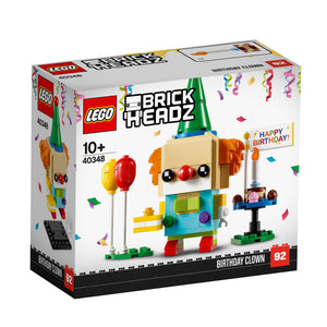 40348 BrickHeadz Birthday Clown