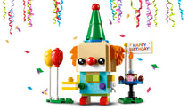 Load image into Gallery viewer, 40348 BrickHeadz Birthday Clown