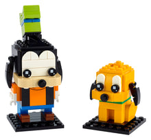 Load image into Gallery viewer, LEGO® Disney™ Goofy & Pluto BrickHeadz - 40378