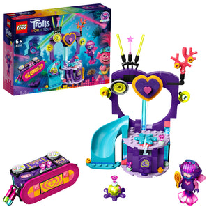 LEGO® Trolls World Tour Techno Reef Dance Party - 41250