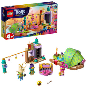 LEGO® Trolls World Tour Lonesome Flats Raft Adventure - 41253