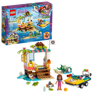 LEGO® Friends Turtles Rescue Mission - 41376