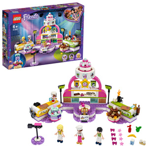 LEGO® Friends Baking Competition - 41393 - SAVE 20%!