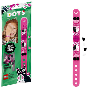 LEGO® DOTS™ Funky Animal Bracelet - 41901