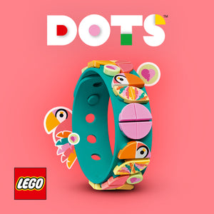 LEGO® DOTS™ Love Birds Bracelet - 41912 - SAVE 20% ON A PACK OF 10