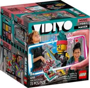 LEGO® VIDIYO™ Punk Pirate BeatBox - 43103