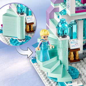 LEGO® Disney™ Elsa's Magical Ice Palace - 43172