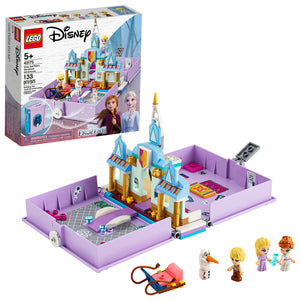 LEGO® Disney™ Anna and Elsa's Storybook Adventures - 43175