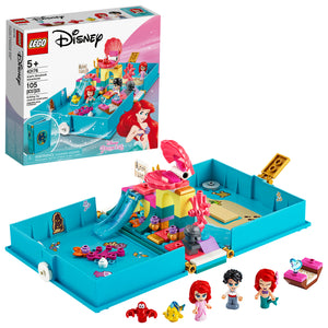 LEGO® Disney™ Ariel's Storybook Adventures - 43176
