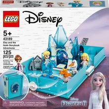 Load image into Gallery viewer, LEGO® Disney™ Elsa and the Nokk Storybook Adventures - 43189
