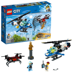 LEGO® City Sky Police Drone Chase - 60207